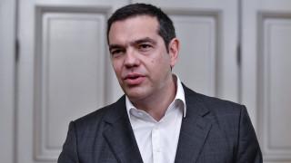 Στο Αμμάν ο Αλέξης Τσίπρας για τη Σύνοδο Κορυφής Ελλάδας-Κύπρου-Ιορδανίας