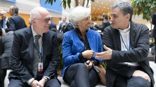 Τσακαλώτος: Σύντομα στον ESM το αίτημα για πρόωρη αποπληρωμή του ΔΝΤ
