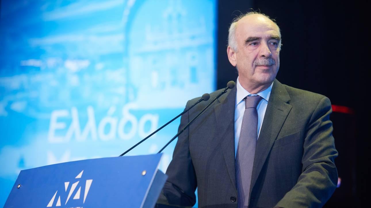 Μεϊμαράκης: Το αποτέλεσμα των ευρωεκλογών θα δρομολογήσει πολιτικές εξελίξεις