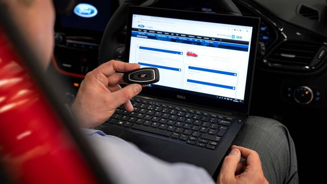 Ποια έξυπνη λύση χρησιμοποιεί η Ford για να μην υποκλέπτονται τα κλειδιά των αυτοκινήτων της;