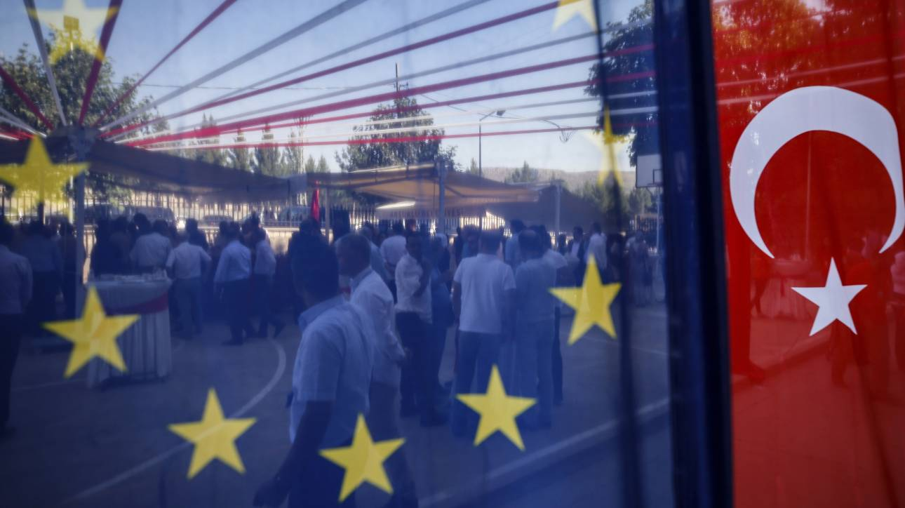 Σε «κλοιό» πιέσεων η Άγκυρα: Μετά τις ΗΠΑ, αυστηρά μηνύματα και από την Ε.Ε.