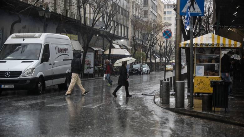 Καιρός: Έντονα φαινόμενα τη Δευτέρα - Πού θα βρέξει