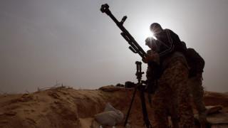 Λιβύη: Συνετρίβη μαχητικό αεροσκάφος