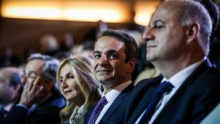 Ευρωεκλογές 2019: Η ΝΔ παρουσίασε τους υποψήφιους ευρωβουλευτές