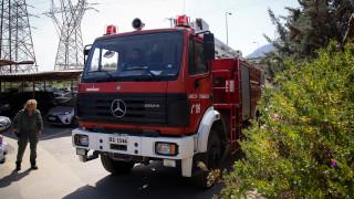 Φωτιά σε τουριστικό λεωφορείο που μετέφερε μαθητές
