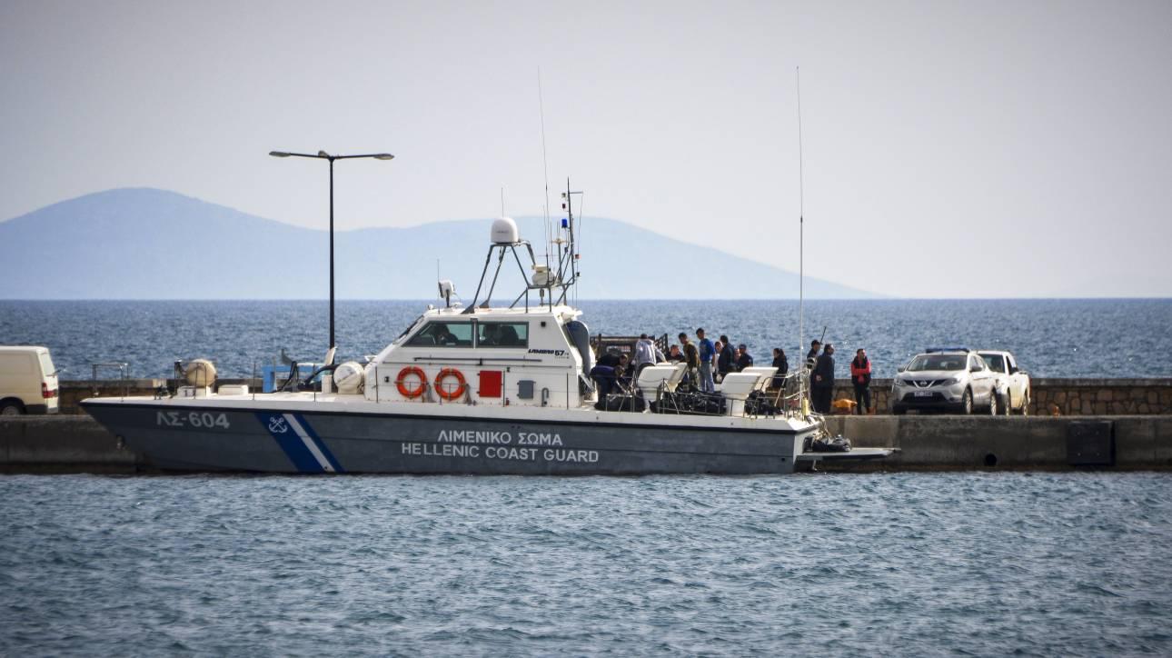 Διάσωση μεταναστών στη Σάμο – Μία γυναίκα νεκρή