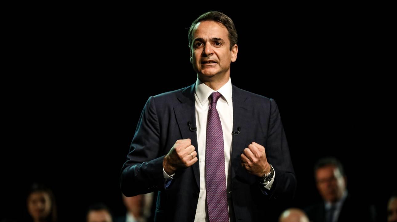 Αισιοδοξία Μητσοτάκη πως οι αγορές «βλέπουν» πολιτική αλλαγή στην Ελλάδα