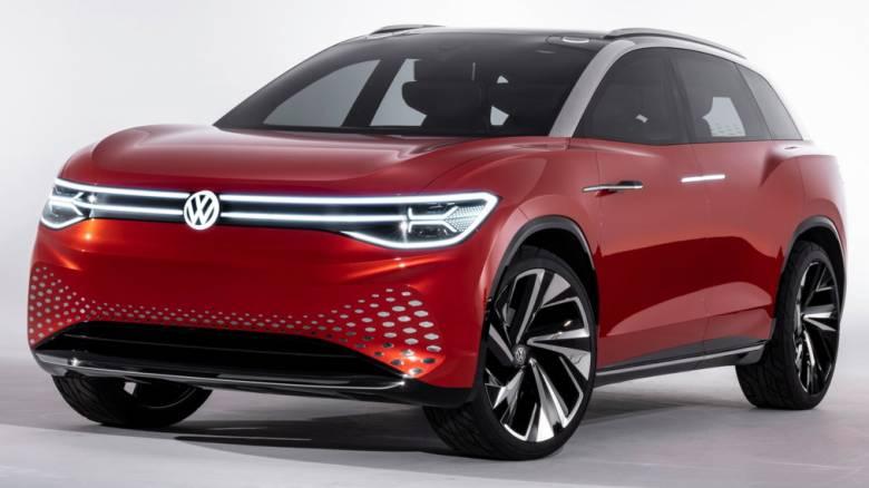 To SUV ID.Roomzz θα είναι το πιο μεγάλο ηλεκτρικό VW