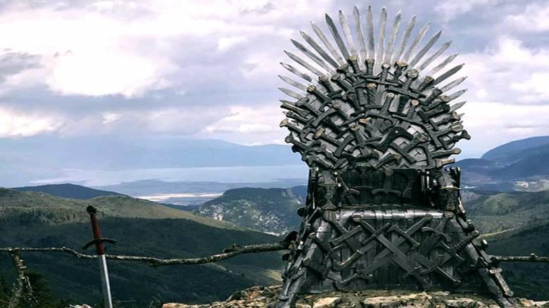 Game of Thrones: Ο «Σιδερένιος Θρόνος» του Westeros βρίσκεται... στην Παύλιανη