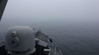 Στη Μαύρη Θάλασσα δύναμη του Πολεμικού Ναυτικού