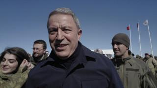 Ξέχασαν τα «νταηλίκια» στην Άγκυρα και ζητούν συζήτηση για τα F-35