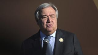 Παναγία των Παρισίων: «Σοκαρισμένος» ο γενικός γραμματέας του ΟΗΕ Αντόνιο Γκουτέρες