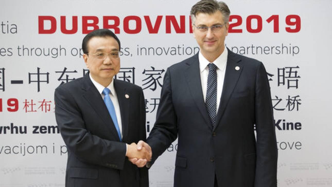 Η Ελλάδα πλήρες μέλος του μηχανισμού συνεργασίας Κίνας - χωρών Κεντρικής και Αν. Ευρώπης