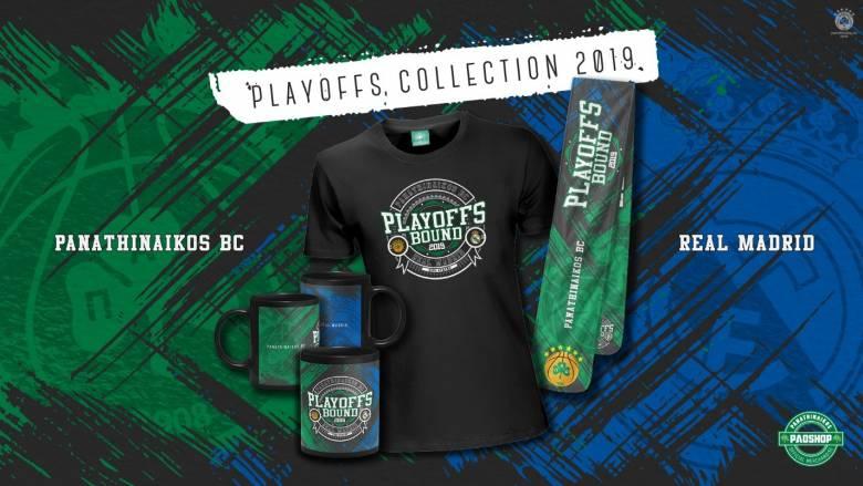 Συλλεκτικά προϊόντα των Playoffs 2019