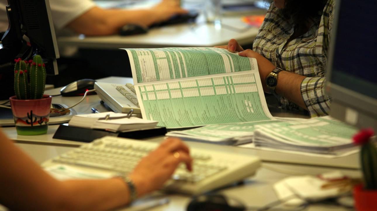Στα 535 ευρώ ο μέσος φόρος των χρεωστικών εκκαθαριστικών