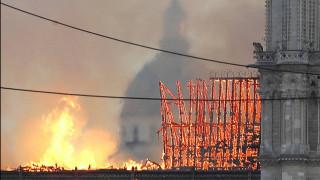 Παναγία των Παρισίων: 850 χρόνια ιστορίας στις φλόγες