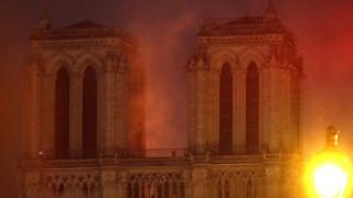 Παναγία των Παρισίων: Το ΥouTube συνέδεσε την πυρκαγιά με τις επιθέσεις της 11ης Σεπτεμβρίου
