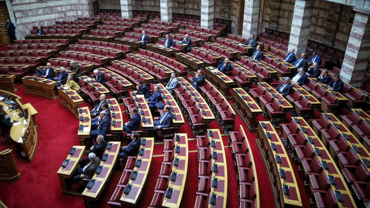 Την Τετάρτη στη Βουλή οι γερμανικές αποζημιώσεις