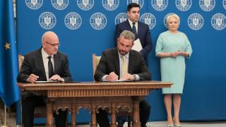 Οδικό έργο προϋπολογισμού 180 εκατ. ευρώ  υπέγραψε η ΑΚΤΩΡ στη Ρουμανία
