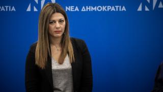 Για θράσος και ψέματα κατηγορεί τον Τσίπρα η Ζαχαράκη