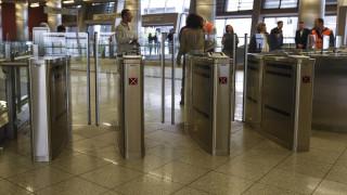 Κλειστές όλες οι πύλες σε μετρό και ηλεκτρικό