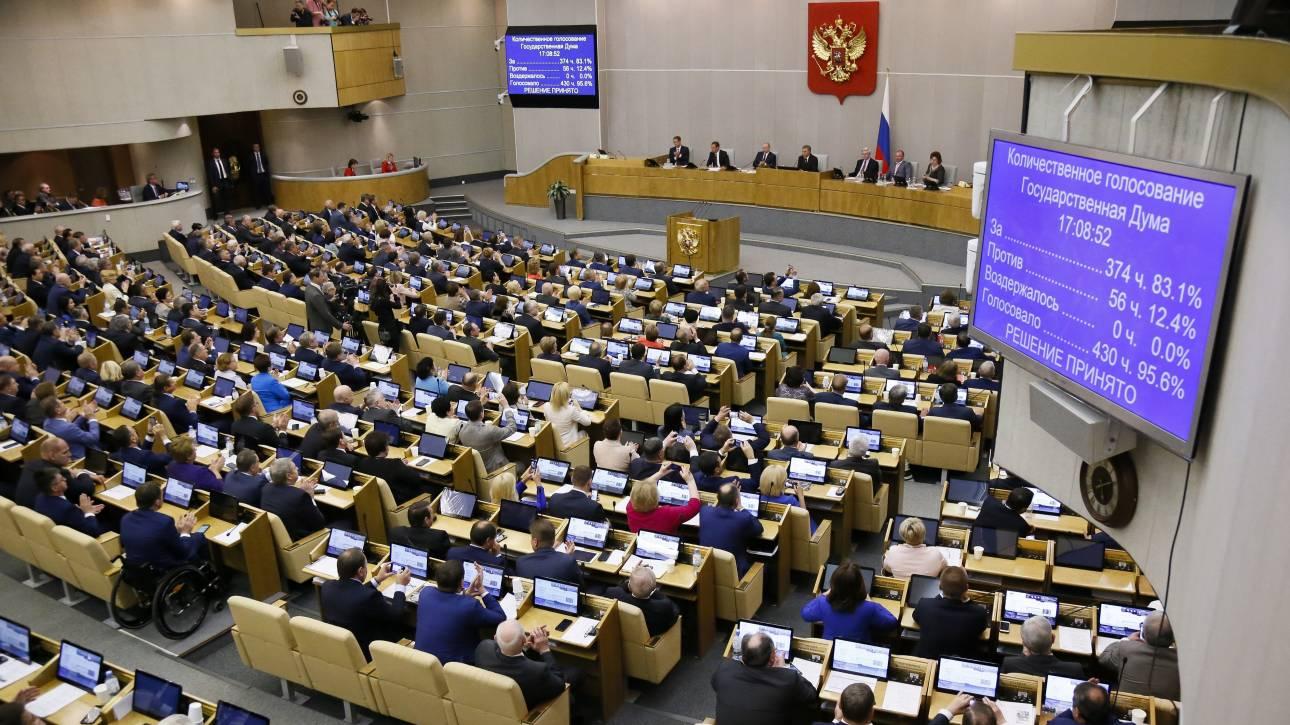 Έρχεται το «κυρίαρχο ρωσικό ιντερνέτ» υπό το φόβο ψηφιακού πολέμου