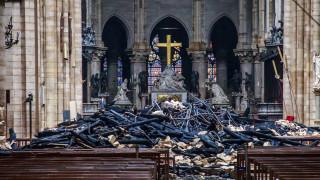 Παναγία των Παρισίων: Πρωτοφανής ένδειξη αλληλεγγύης - Συγκεντρώθηκαν πάνω από 750 εκατ. ευρώ