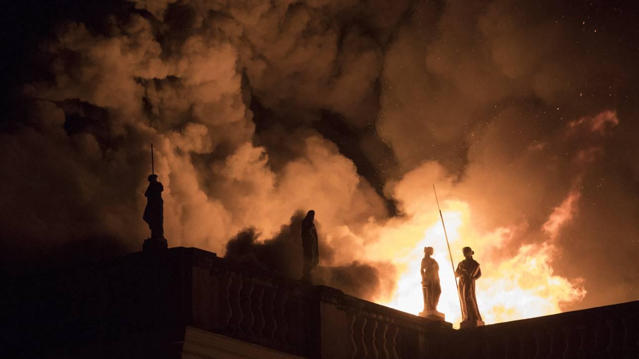 Όταν ανεκτίμητης αξίας θησαυροί παραδόθηκαν στις φλόγες - Οι ιστορικές καταστροφές που συγκλόνισαν