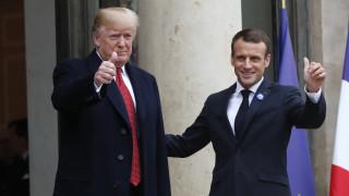 Παναγία των Παρισίων: Αμερικανική βοήθεια υποσχέθηκε στον Μακρόν ο Τραμπ