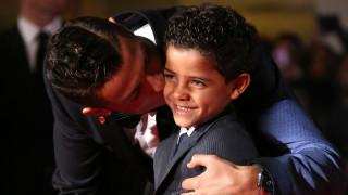 Ο Ρονάλντο Τζούνιορ ακολουθεί τα βήματα του πατέρα του: Σκόραρε επτά γκολ σε ένα ημίχρονο