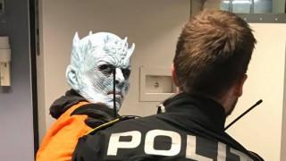 Επικό τρολάρισμα της Νορβηγικής Αστυνομίας: Συλλαμβάνει το Night King και δημοσιεύει τις φωτογραφίες