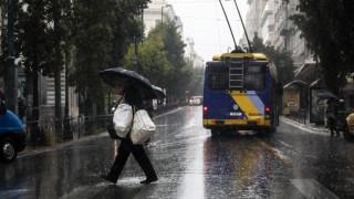 Έκτακτο δελτίου καιρού από την ΕΜΥ: Ακραία φαινόμενα στην Αττική τις επόμενες ώρες