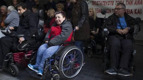 Η «Κοινωνική Ευρώπη» περνάει μέσα από τα δικαιώματα 80 εκατ. ατόμων με αναπηρία