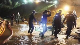 ΗΠΑ: Δύτης που συμμετείχε στη διάσωση των παιδιών στην Ταϊλάνδη παγιδεύτηκε σε σπήλαιο