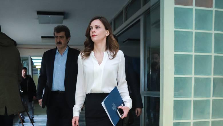 Αχτσιόγλου: Η κυβέρνηση είναι έτοιμη να καταθέσει το νομοσχέδιο για τις 120 δόσεις