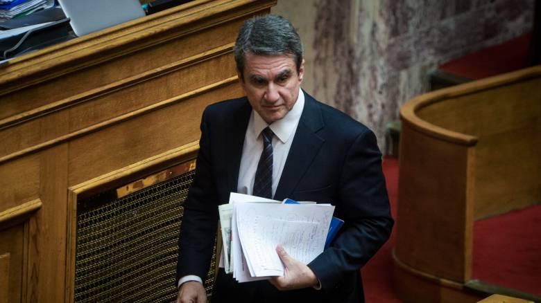 Άρση ασυλίας του Ανδρέα Λοβέρδου εισηγείται η Επιτροπή Δεοντολογίας