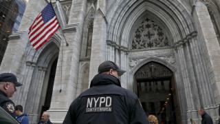 ΗΠΑ: Συνελήφθη 37χρονος στον καθεδρικό ναό Σεντ Πάτρικ με βενζίνη και αναπτήρες
