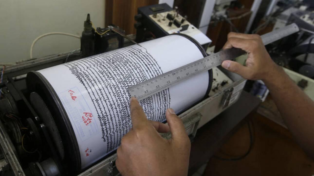 Σεισμός 4,1 Ρίχτερ ανοιχτά της Ζακύνθου