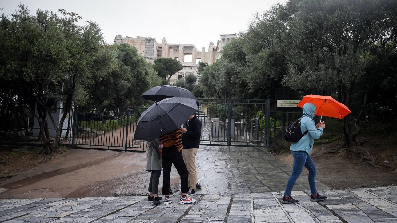 Κλειστός ο αρχαιολογικός χώρος της Ακρόπολης