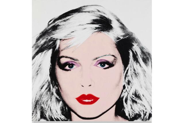 Andy Warhol Debbie Harry