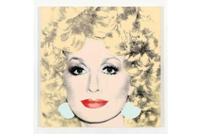 Andy Warhol Dolly Parton