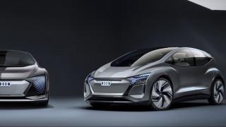 To φουτουριστικό Audi AI:ME θα κινείται αυτόνομα και ηλεκτρικά