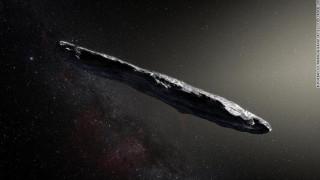 Μετεωρίτης από μακρινό ηλιακό σύστημα είχε πέσει στη Γη το 2014