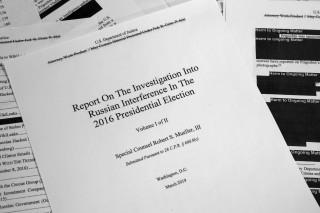 Στη δημοσιότητα η έκθεση Μιούλερ: Ο Τραμπ πίστευε πως η έρευνα θα σημάνει το τέλος της θητείας του