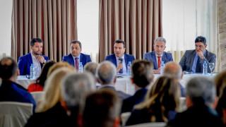Ελληνική χρηματοδότηση 90.000.000 ευρώ στη Γευγελή ανακοίνωσε ο Ζάεφ