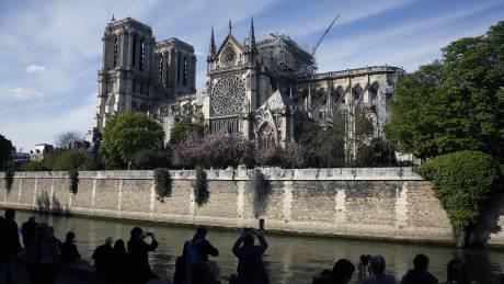 Παναγία των Παρισίων: Σε βραχυκύκλωμα αποδίδεται η καταστροφική πυρκαγιά