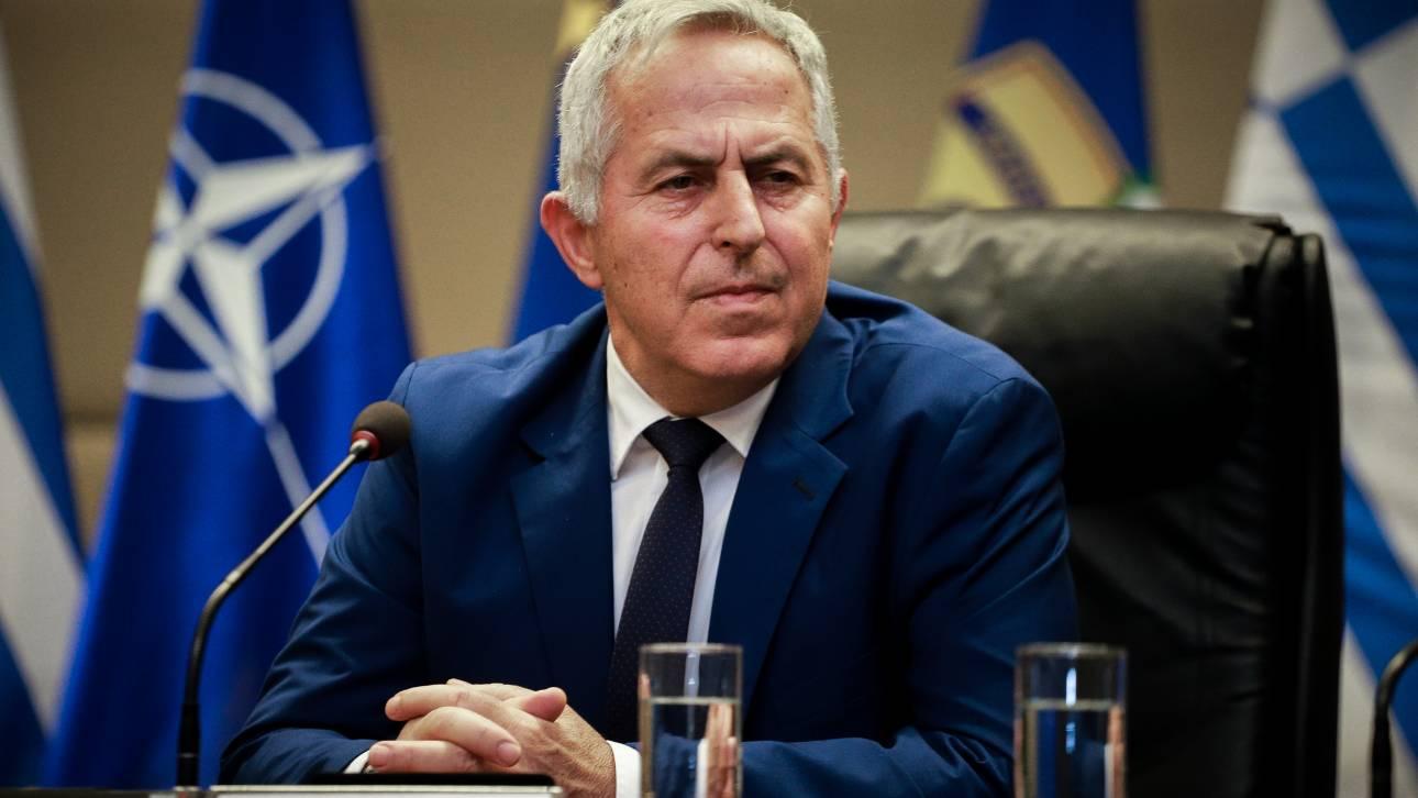 Αποστολάκης: Χρειάζεται αναβάθμιση της αεράμυνας της χώρας, ώστε να υπάρξει ισορροπία ισχύος