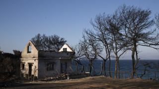 Πυρκαγιά στο Μάτι: Ανεκπλήρωτες οι κυβερνητικές υποσχέσεις για γρήγορη αποκατάσταση λένε οι κάτοικοι