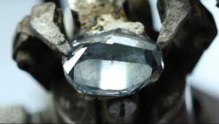 Το μπλε διαμάντι της Μποτσουάνα - Αποκαλύφθηκε ένας σπάνιος θησαυρός