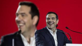 ΣΥΡΙΖΑ: Τη Δευτέρα  στο ΣΕΦ η παρουσίαση του ευρωψηφοδελτίου